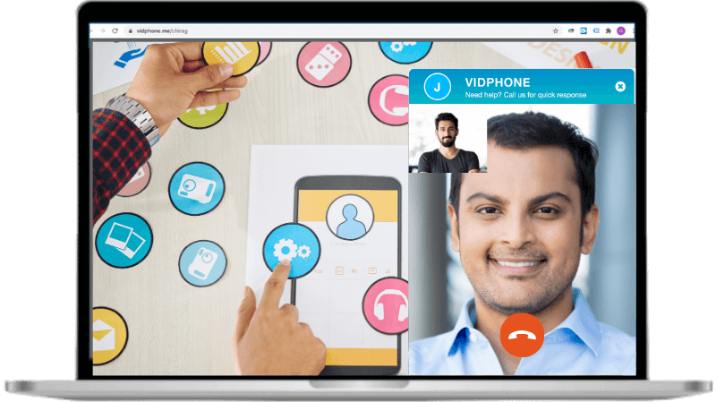 one click video chat
